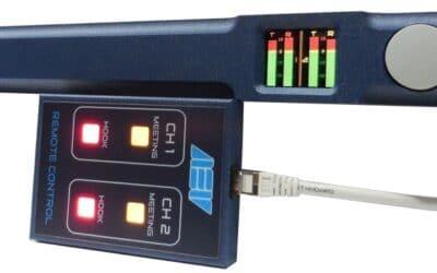 New Digital Telephone Hybrid dual channel ITB 302 Evo